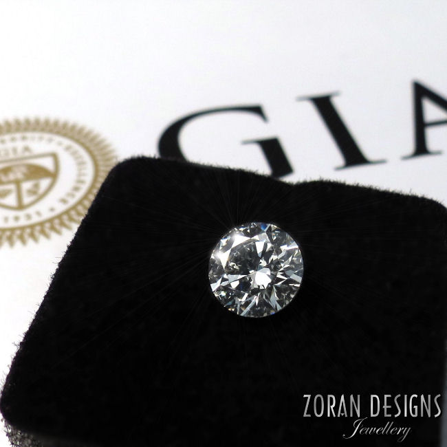 We supply quality, certified diamonds for our engagement rings