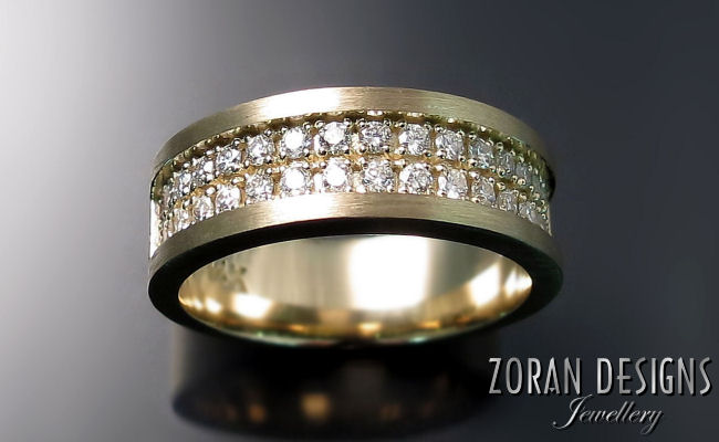 Custom Jewellery Design — Zoran Designs Jewellery