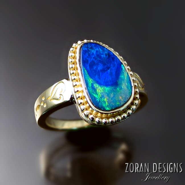 Custom jeweller for unique rings