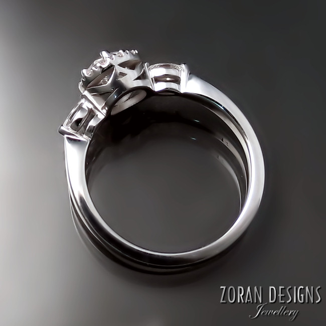 Custom engagement ring designer