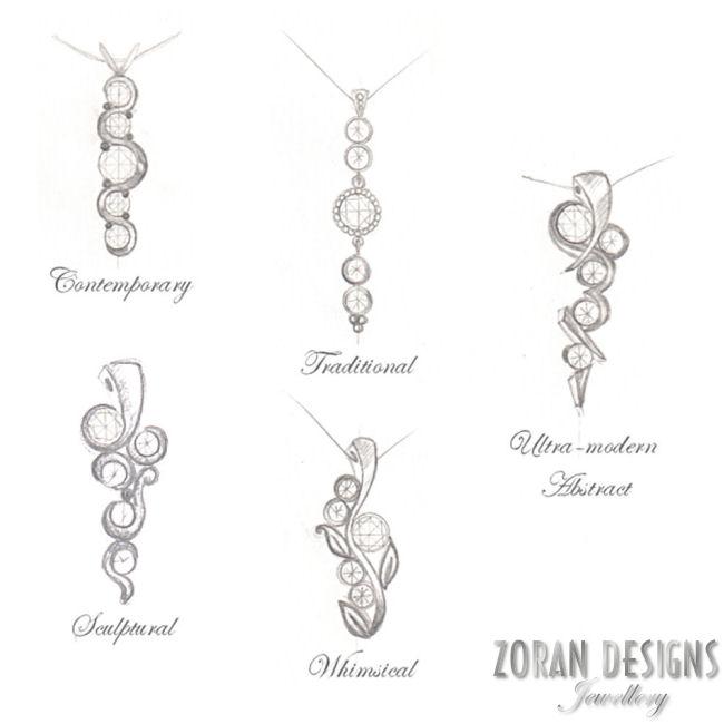 Fine jewellery design by Maja Prvanovic - Kogut