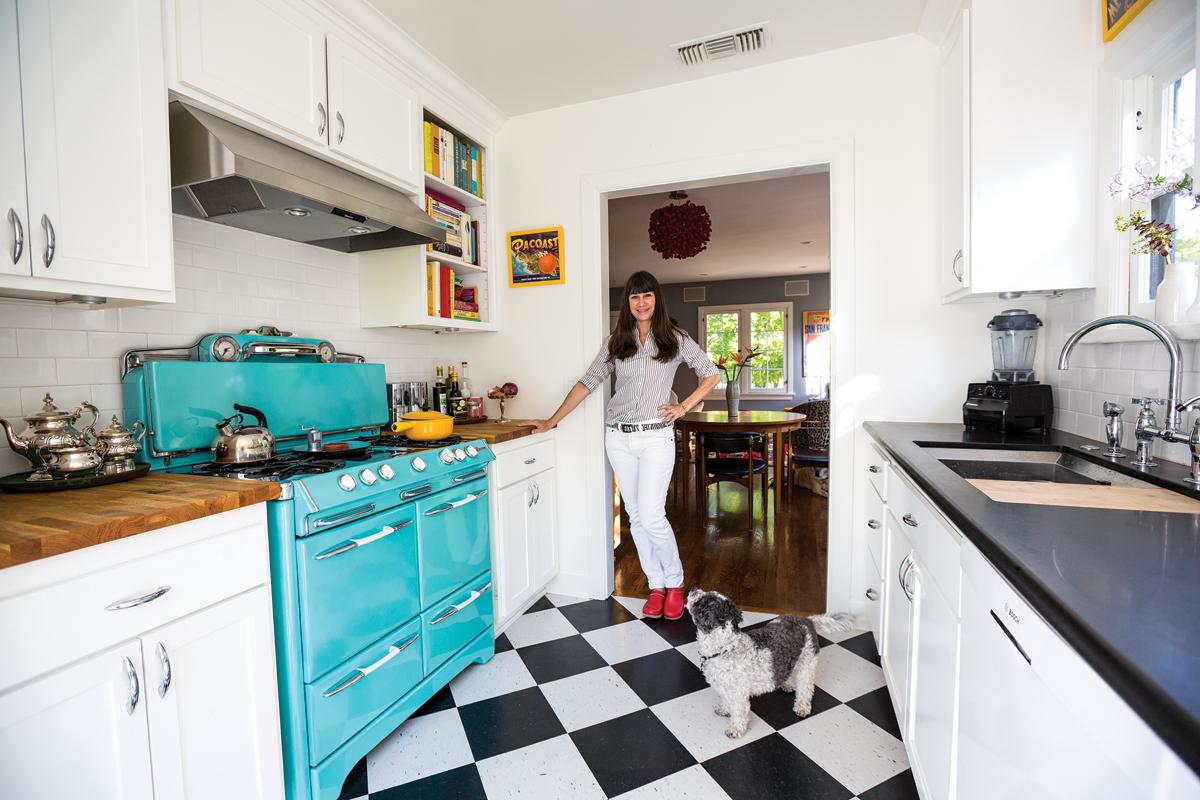 Stacie Stukin's Kitchen