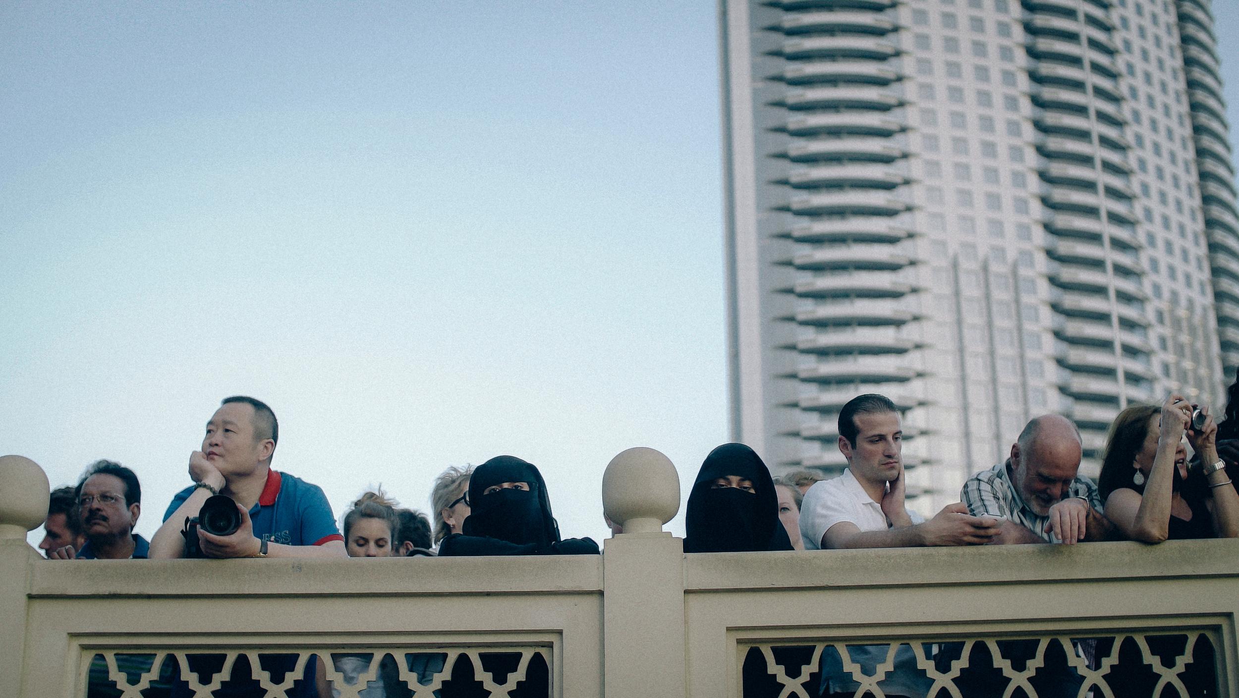 Dubai Contrast