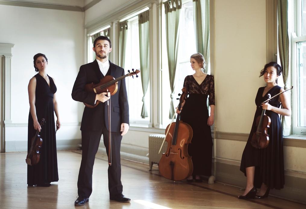 KAIA String Quartet  www.kaiastringquartet.com