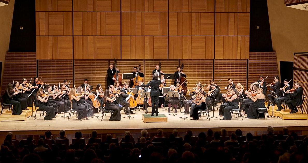 Oistrakh symphony of Chicago at Carnegie hall june 2, 2019