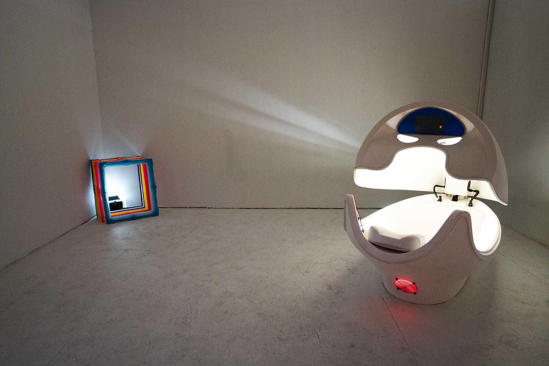 Re-Imagination Death Machine by Double Diamond Sun Body, Photo by B. Justine Jaime