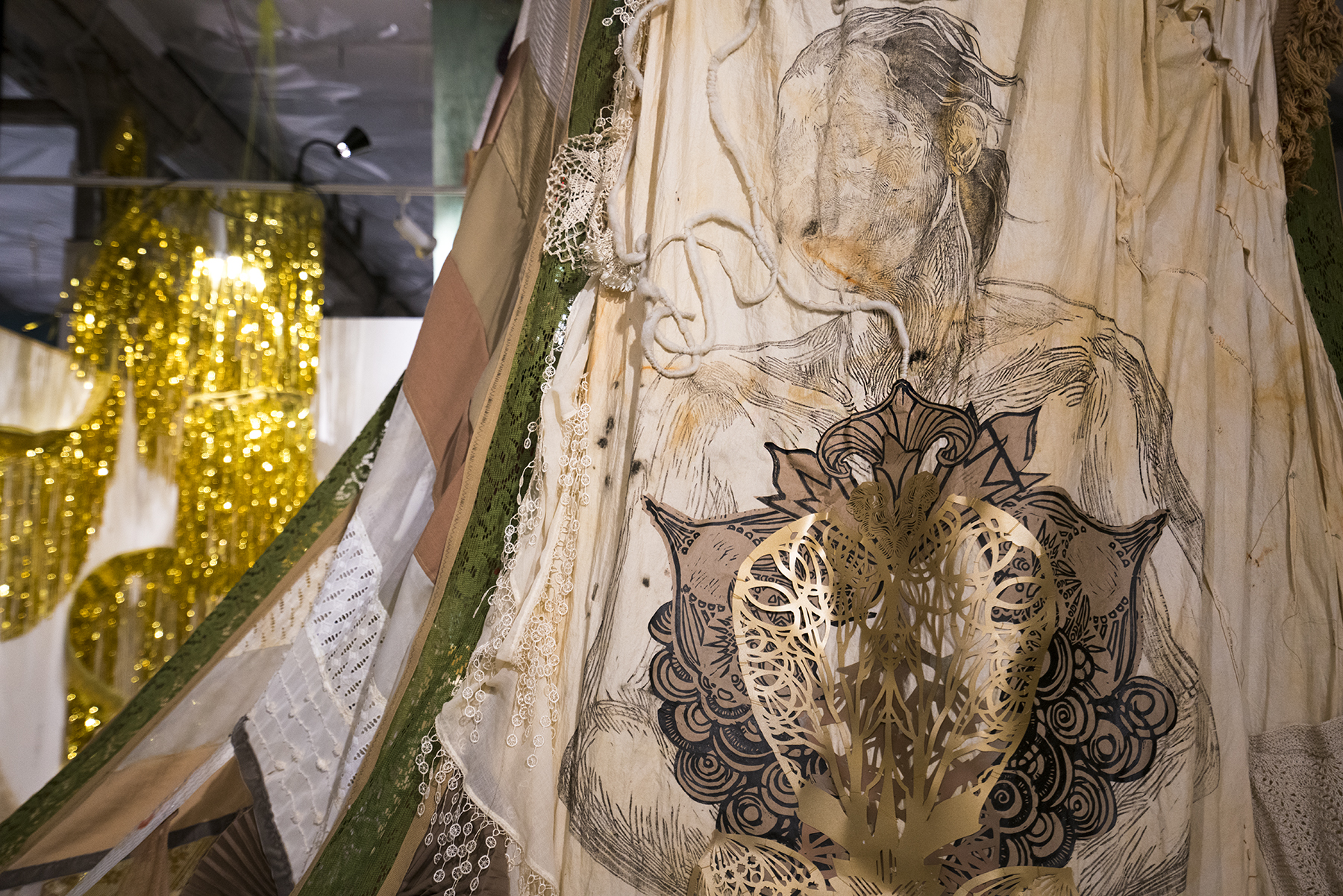 Witch Sanctuary by Monica Canilao + Swoon