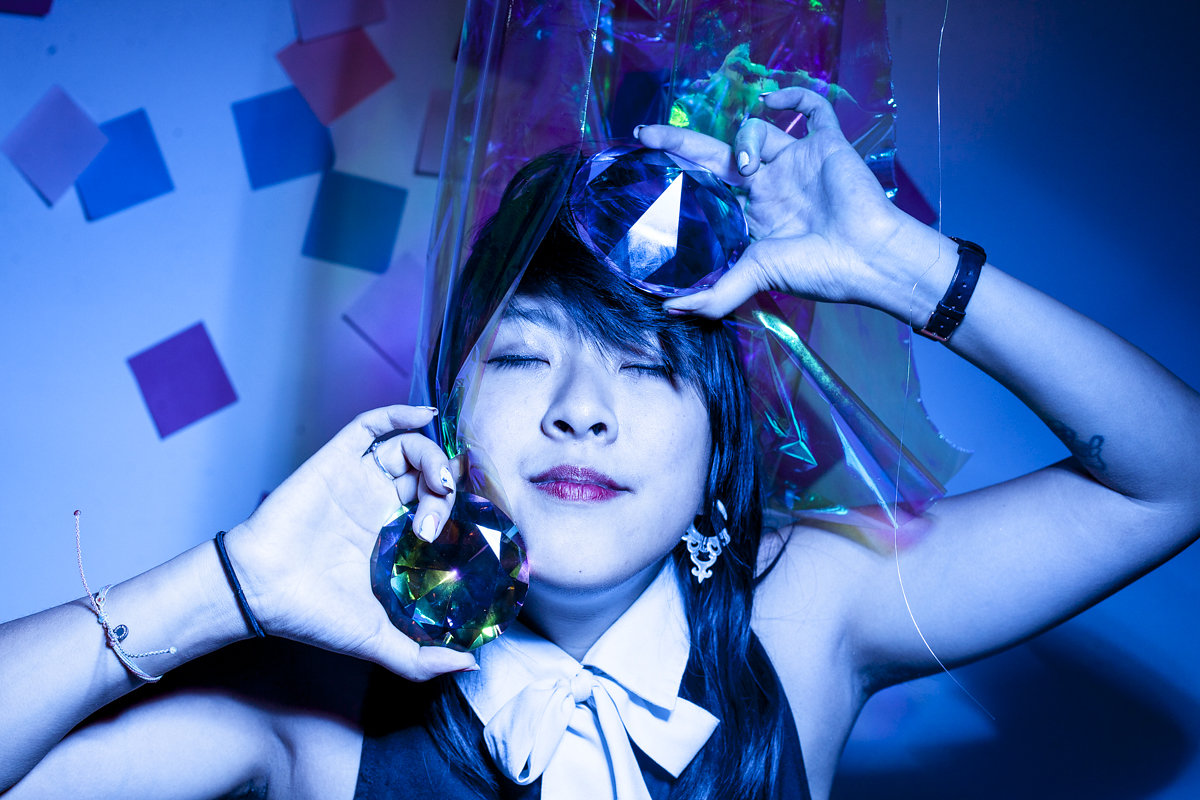 Kim Newmoney, Self-Portrait