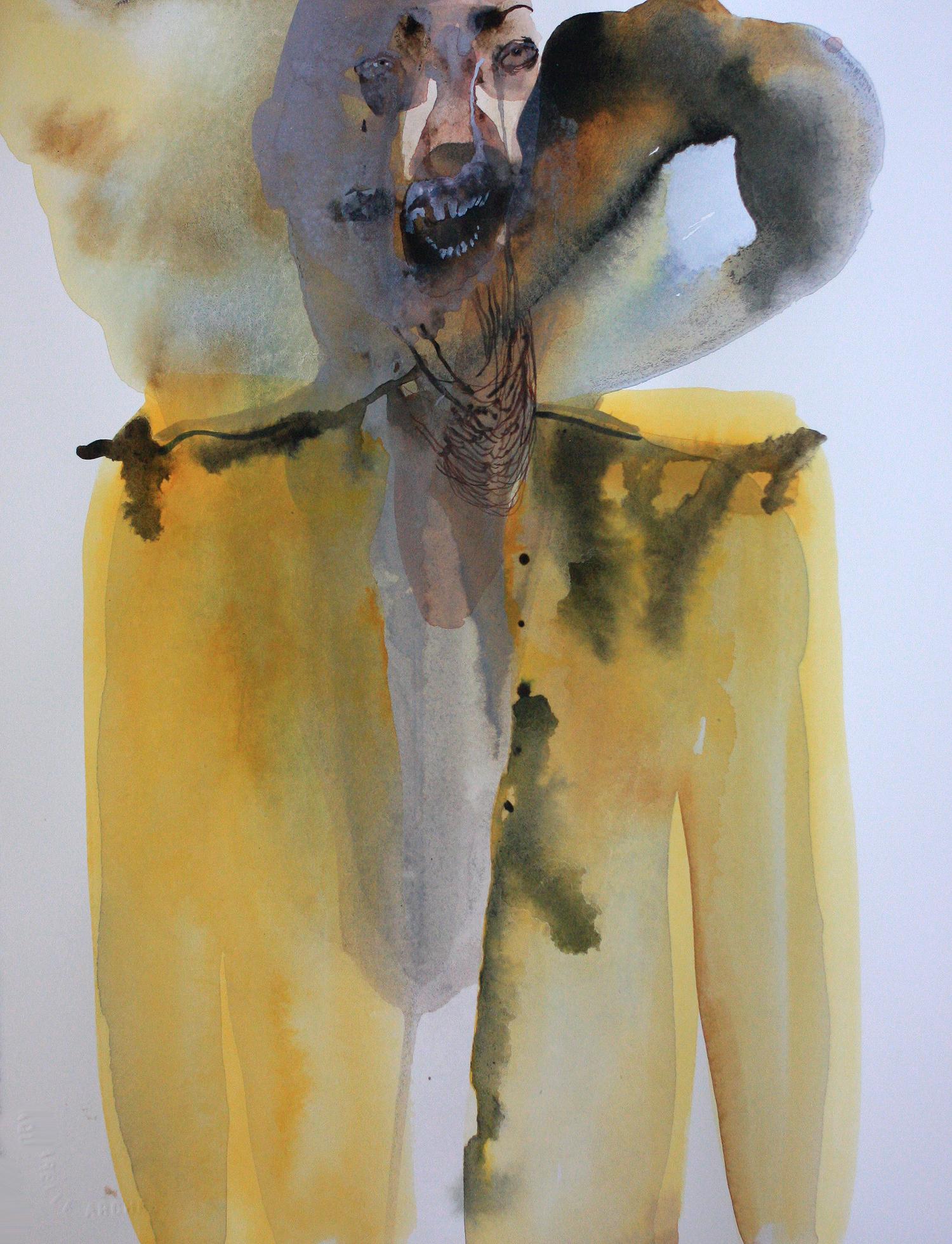 Throat King by Maja Ruznic