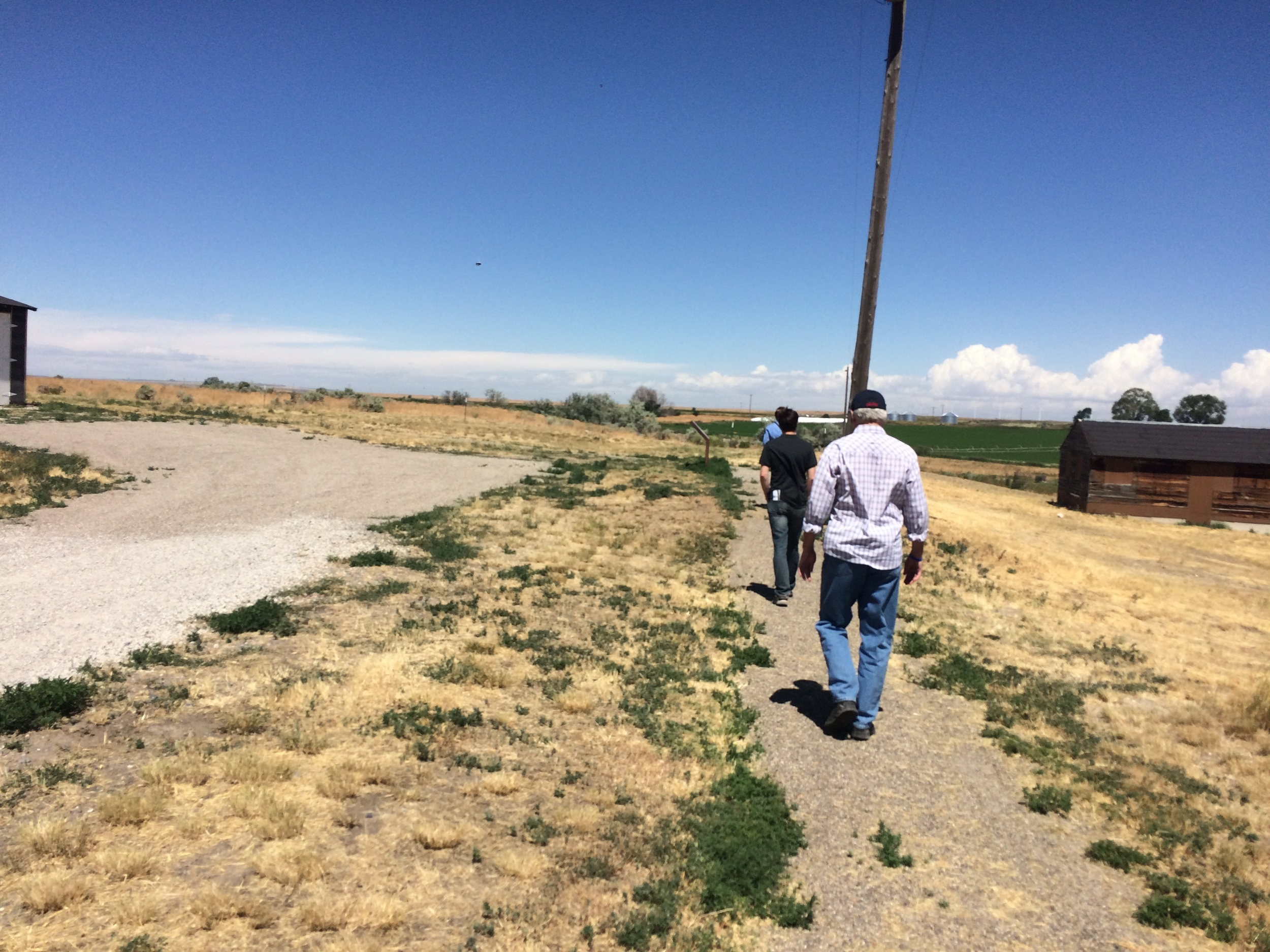 Minidoka internment camp. Imagine being relocated here from the lush PNW!