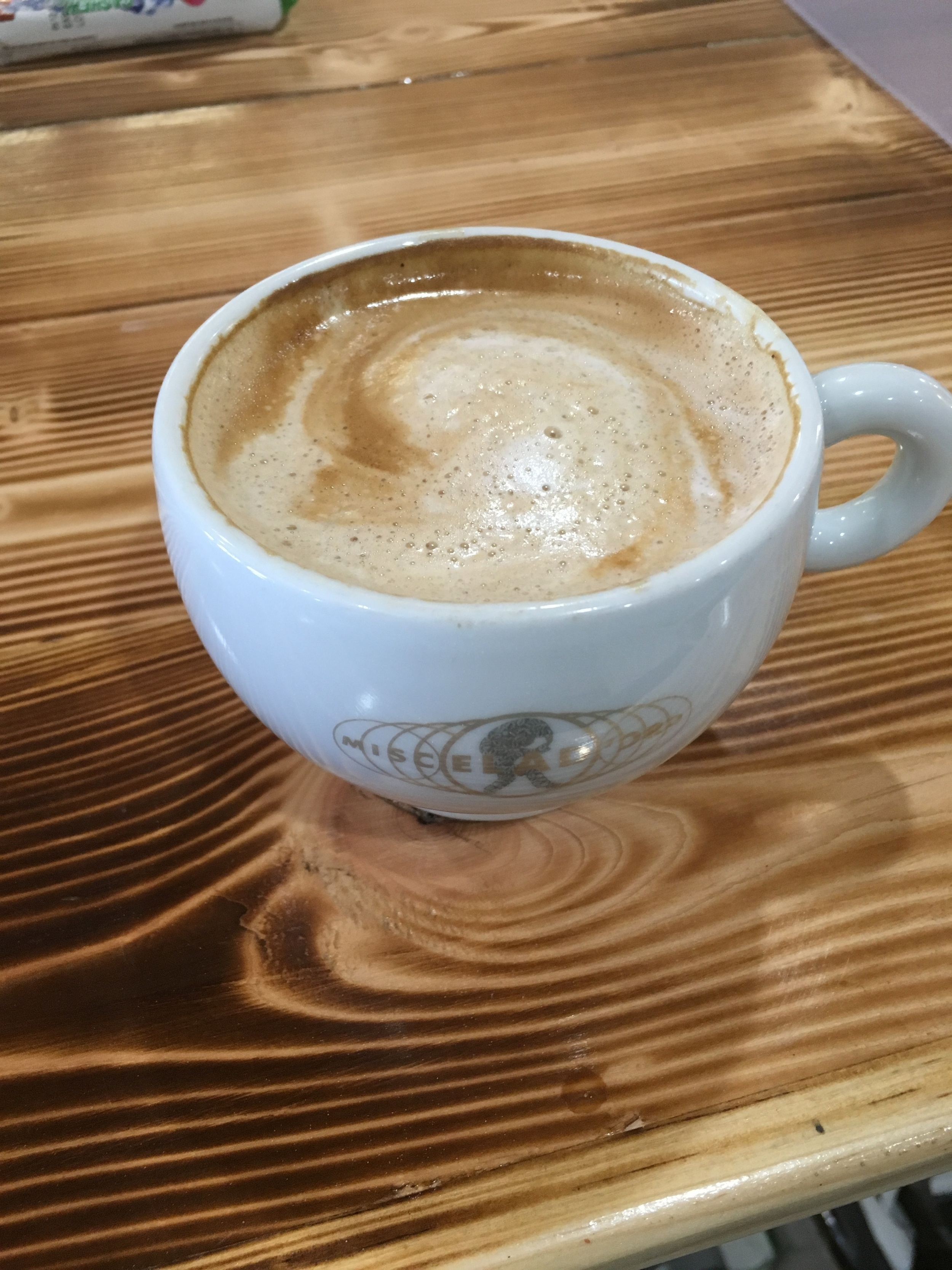 Our signature Italian Cappuccino pulled and foamed in the traditional fashion for a coffee experience unlike anything else!