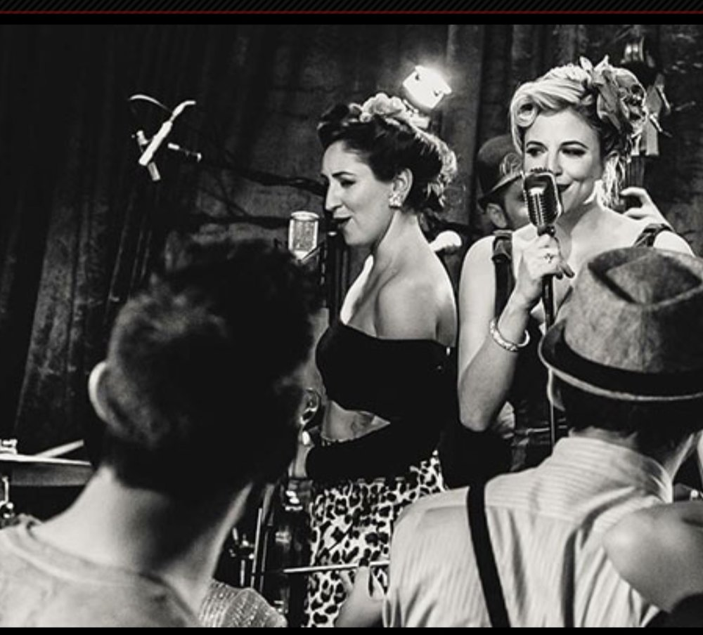 - The Vintage Swing Project