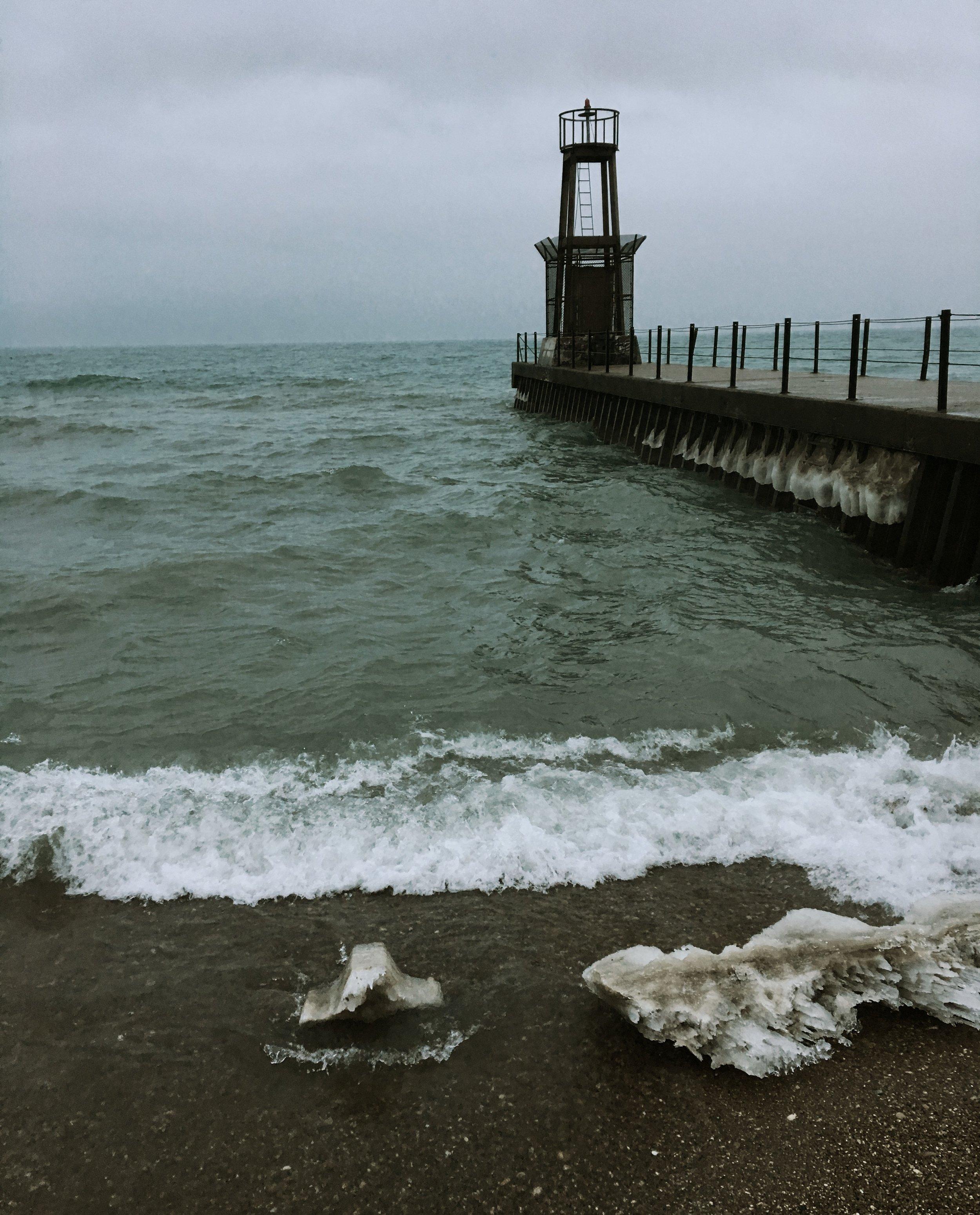 My pier.