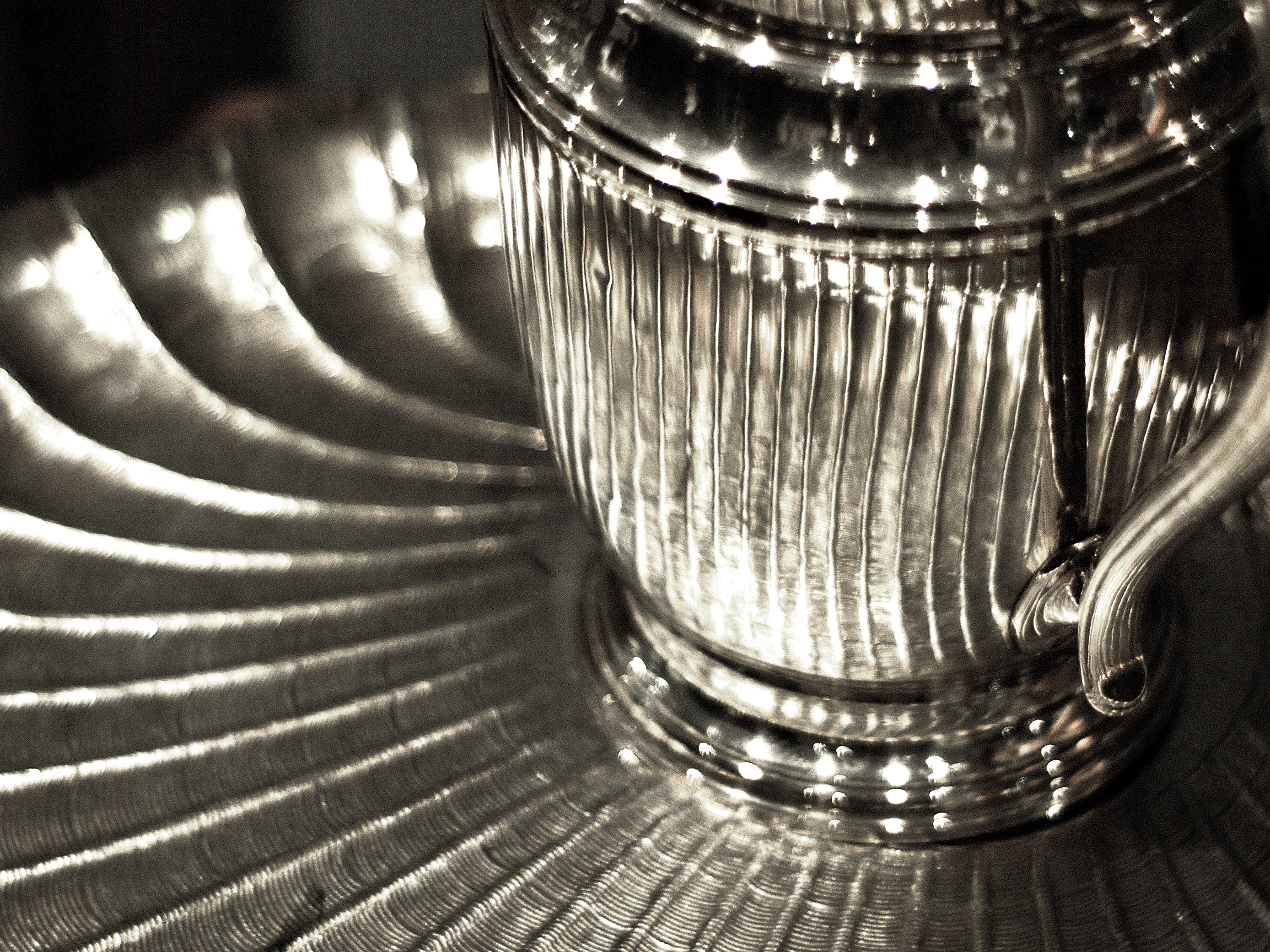 Click here to learn about our silver refurbishing & replating services.