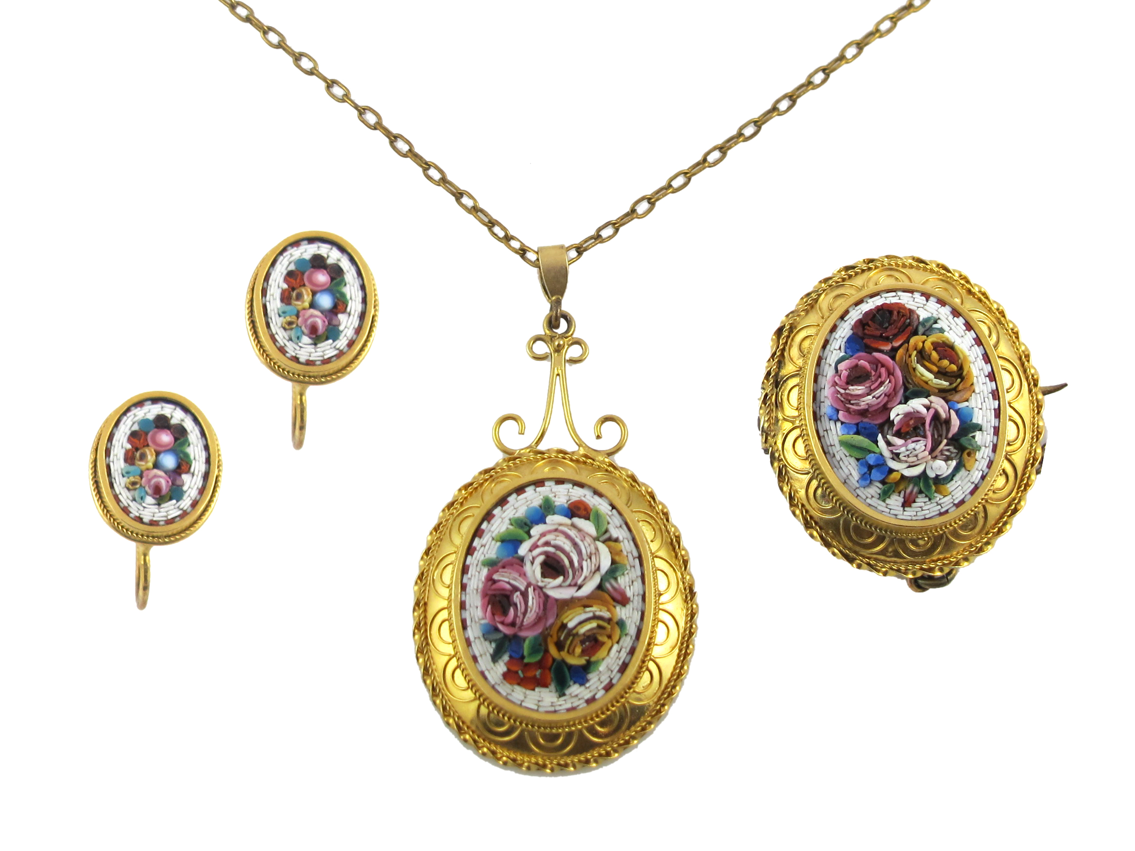 Click here to learn more about our vintage & antique jewellery restoration services.