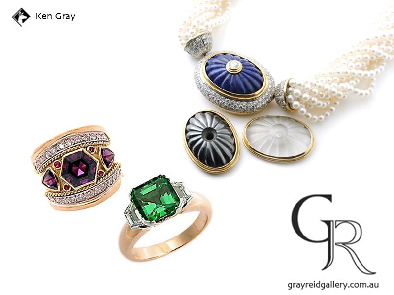 Australian Jeweller Ken Gray