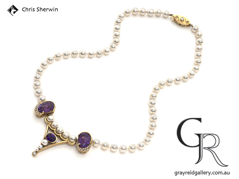 Chris Sherwin Jewellery