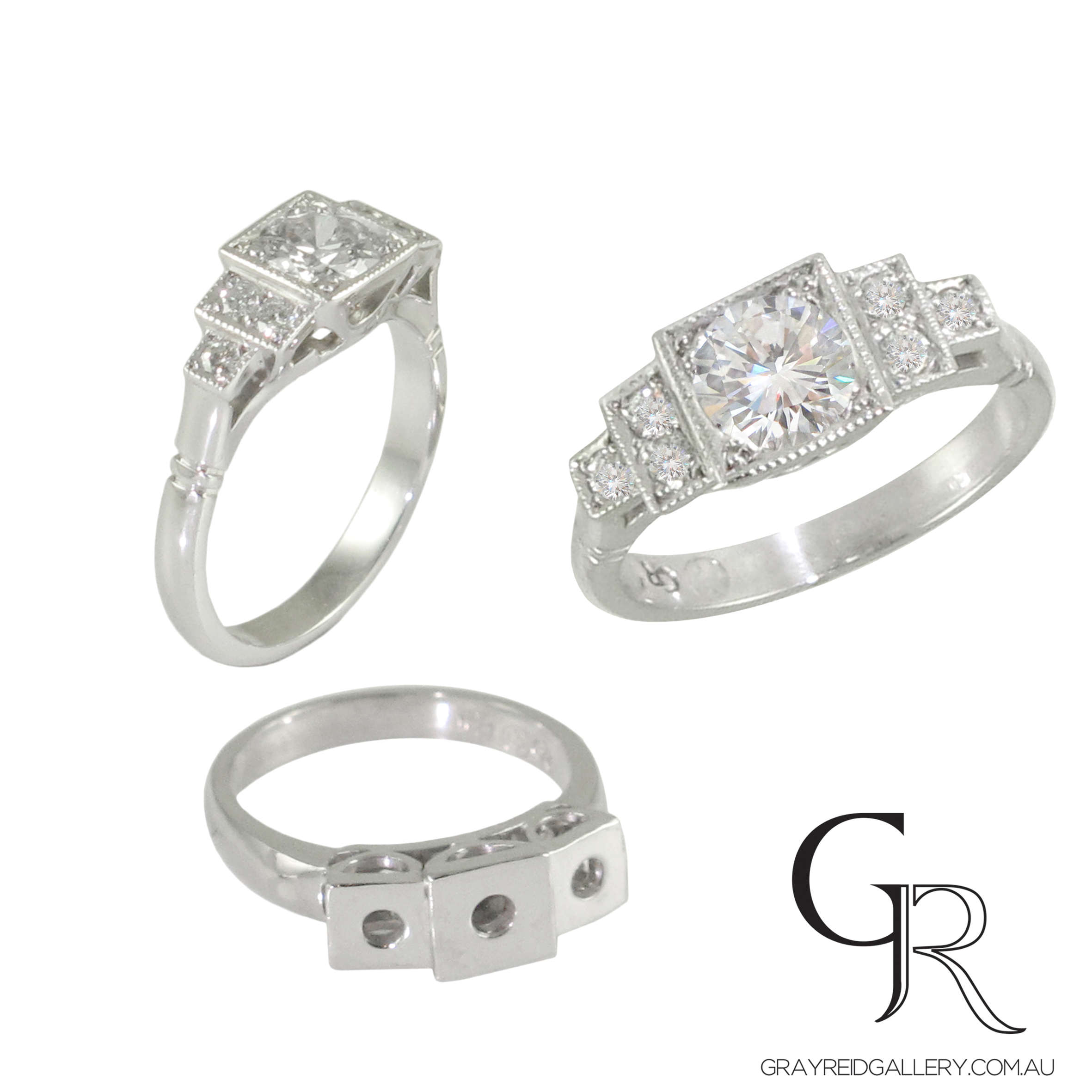 Hand Made Engagement Rings Melbourne Gray Reid Gallery.jpg