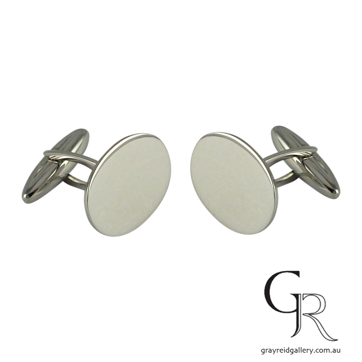 silver cufflinks plain.jpg