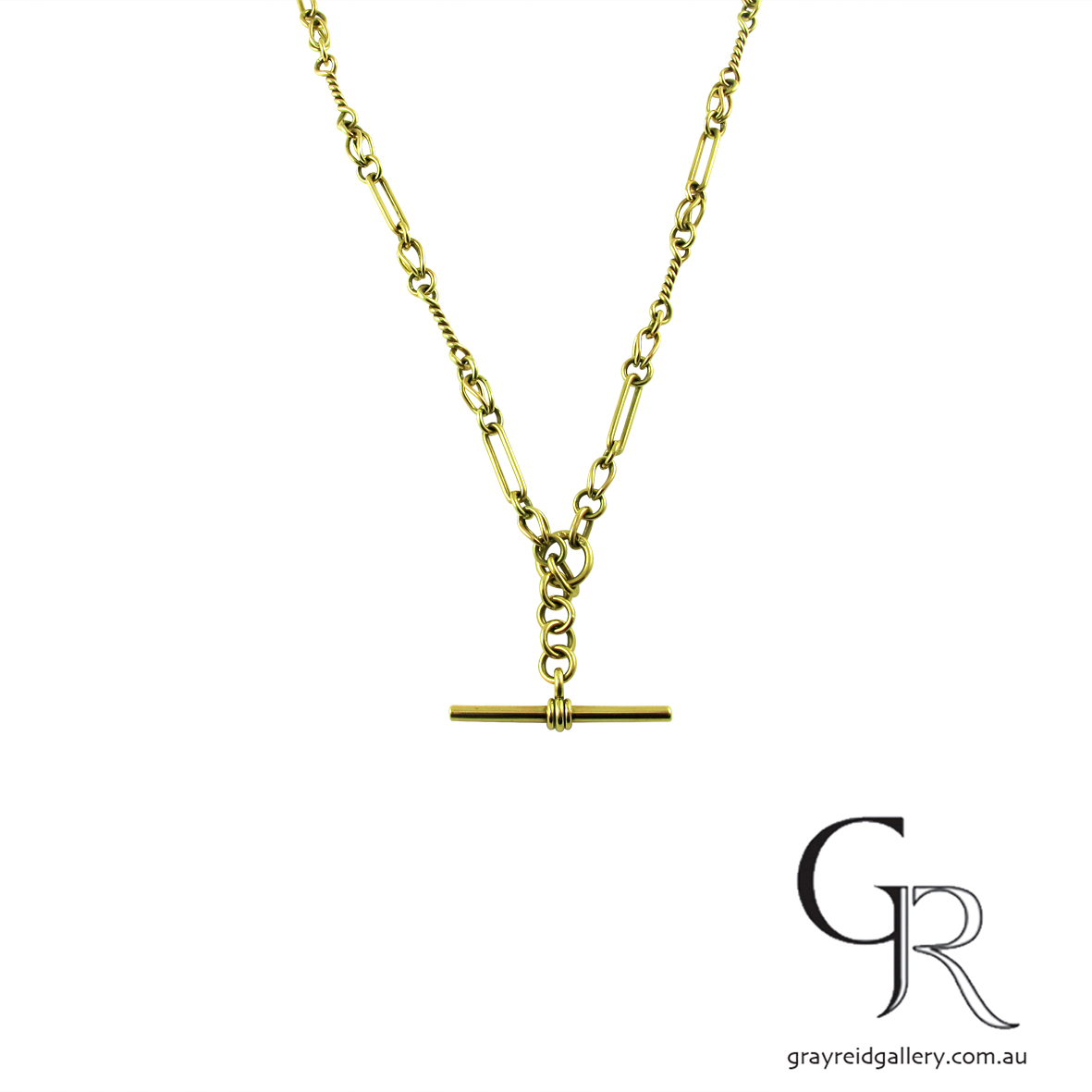 Yellow Gold Dress Chain