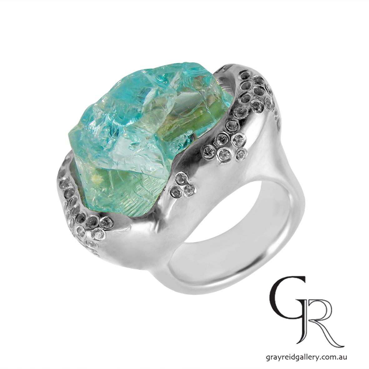 Sonya Kelly Melbourne Gray Reid Gallery iceberg aquamarine ring top-11-25 14.38.50.jpg