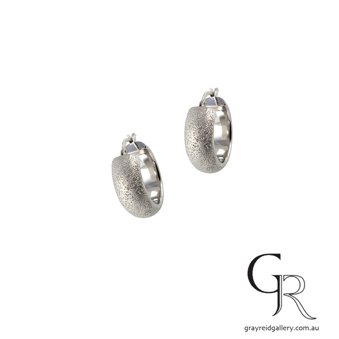 Melbourne vintage earrings Gem set diamond Gray Reid Gallery-02-08 14.34.56.jpg