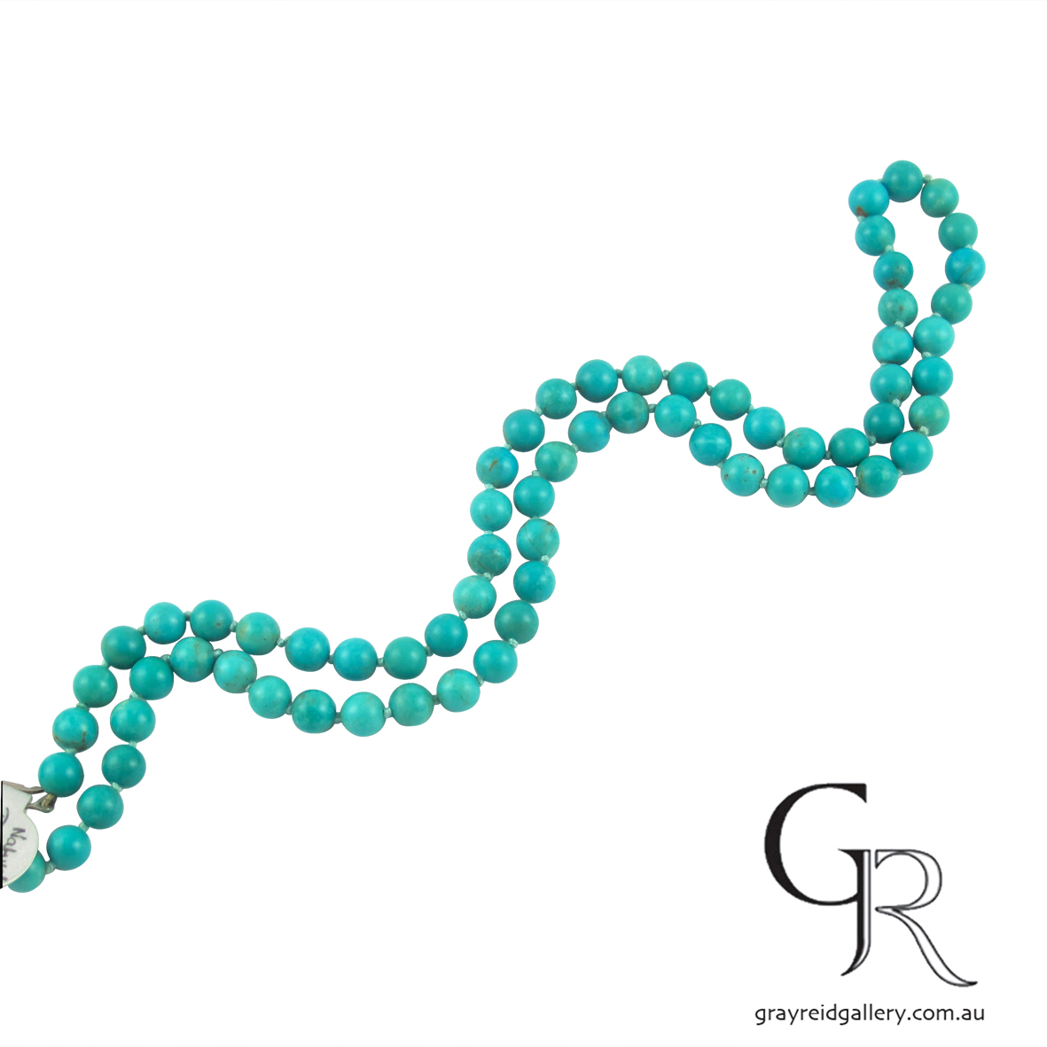 natural turquoise beads melbourne gray reid gallery.jpg