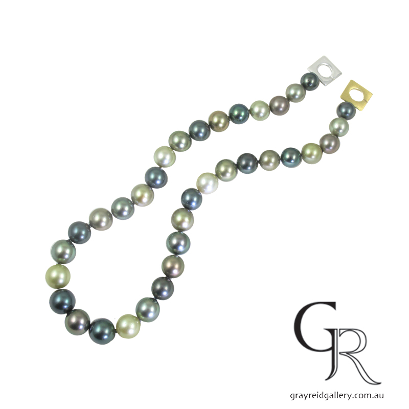 Tahetian Pearl Necklaces Melbourne Gray Reid Gallery.jpg