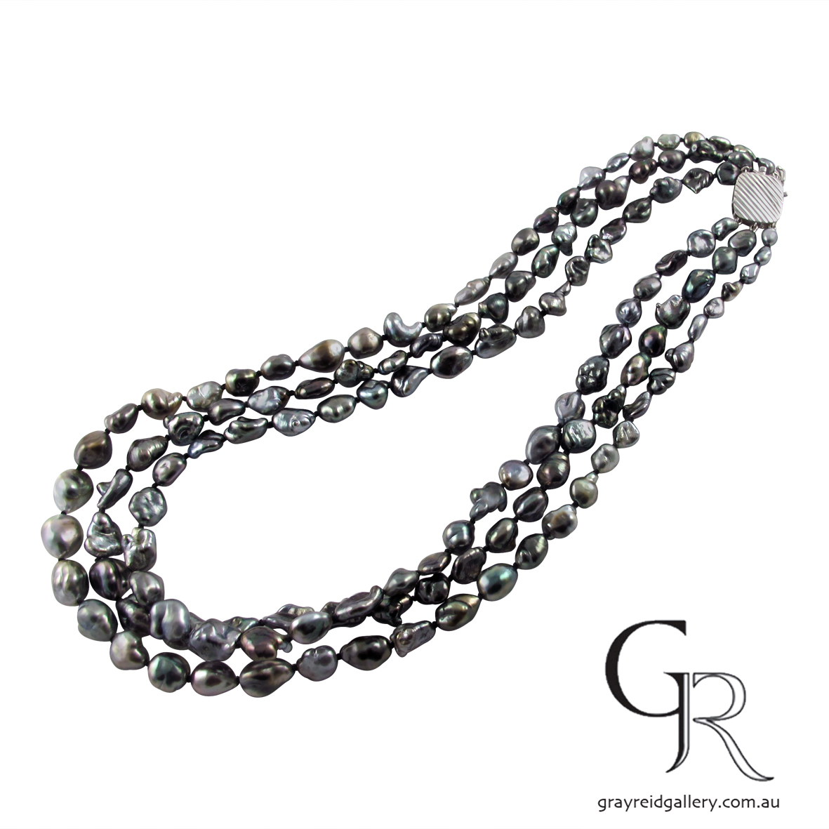 tahitian keshi pearl necklace Gray Reid Gallery.jpg