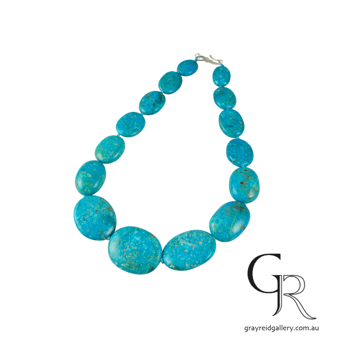 turquoise beads necklace gray reid gallery melbourne.jpg