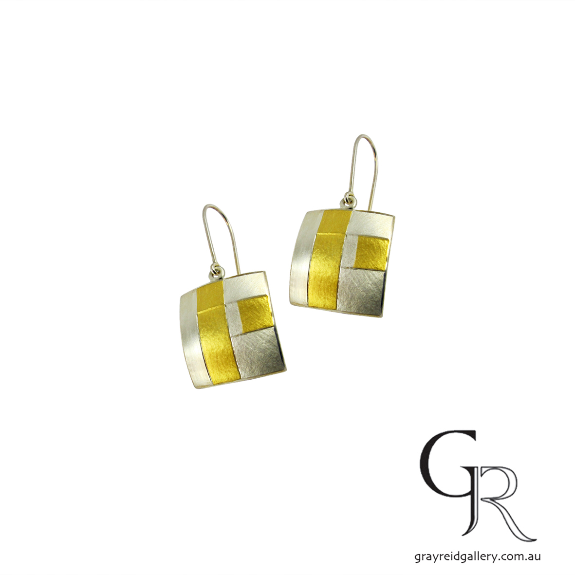 contemporary earrings by Monica Szwaja Gray Reid Gallery Melbounre 30.jpg
