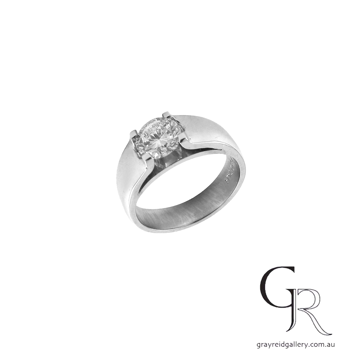 Custom Made Diamond Ring