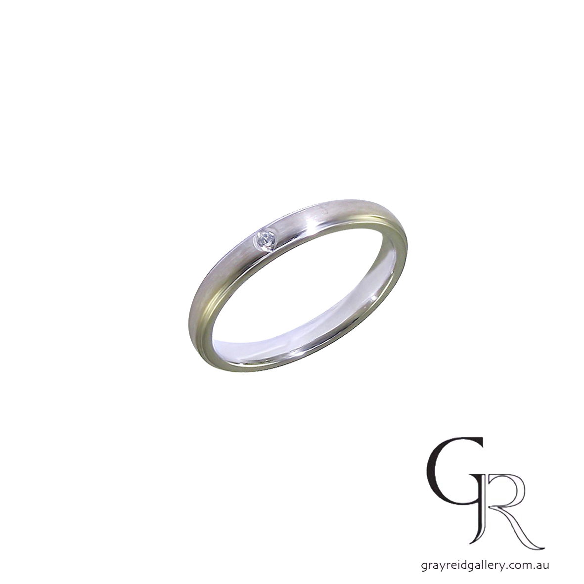 Price according to size.  Gray Reid Gallery hosts a large range of wedding bands. Among our online collection you will find vintage wedding bands, antique wedding bands, contemporary wedding bands by local artists as well as wedding bands we have made in our own workshop for stock or for a clients bespoke order. This gallery is just a small selection of what our Melbourne jewellery Gallery has and is to be used as an inspirational guide as to they type of stock we carry.