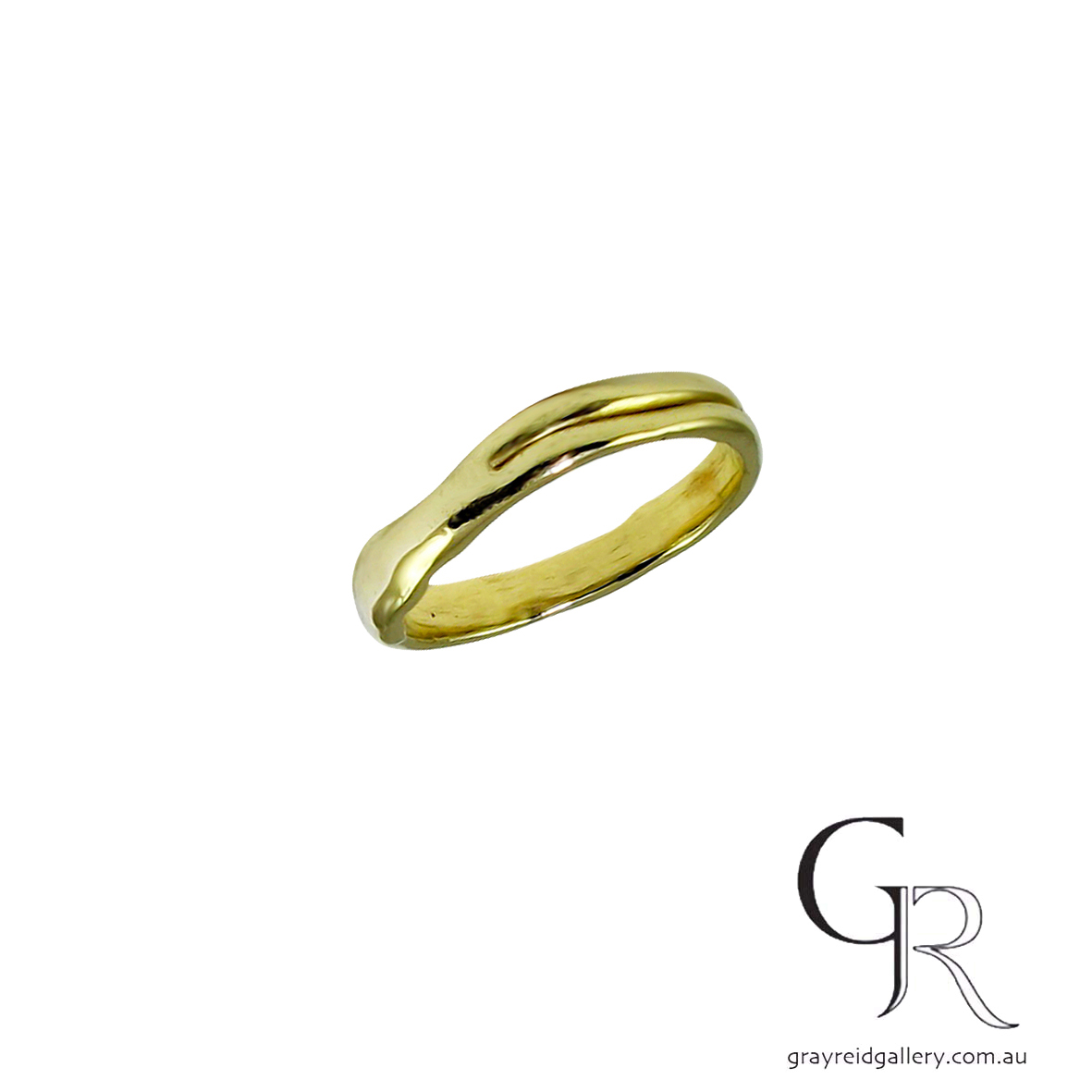 ali Alexander melbourne yellow gold wedding bands melbourne Gray Reid Gallery 7.jpg