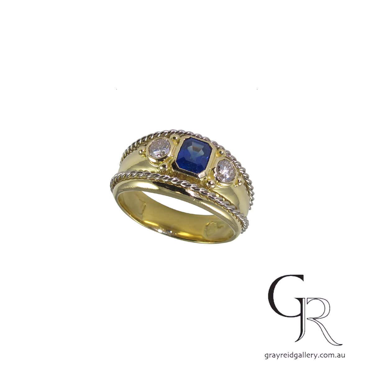 etruscan revival sapphire and diamond ring 426627 A.jpg