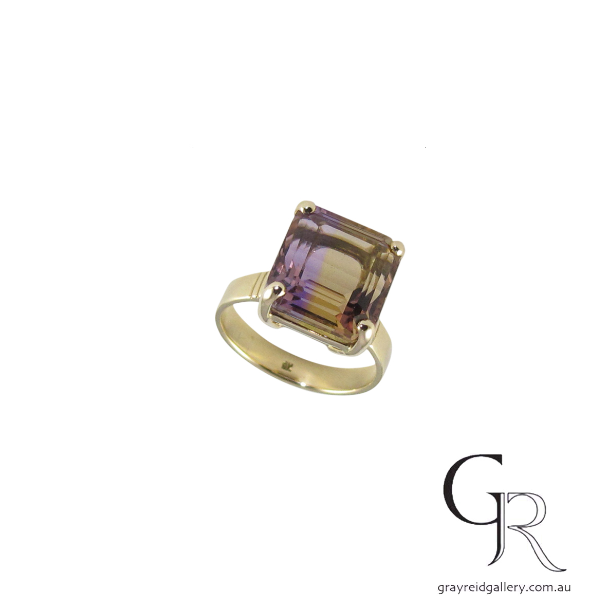 custom made 9ct gold amatrine ring gray reid gallery 6525 A $850.jpg