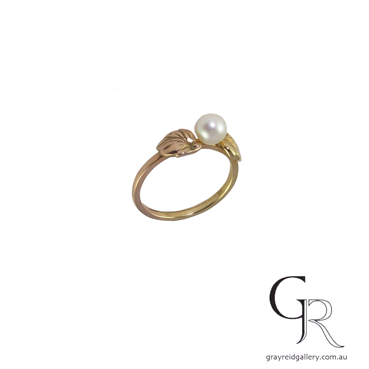 custom made 9ct gold pearl ring 5098 B $655.jpg