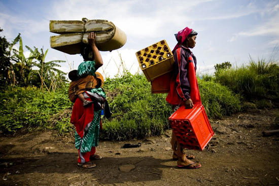 Campaign Says 'No' To The Sexual Violence that Rages in DRC