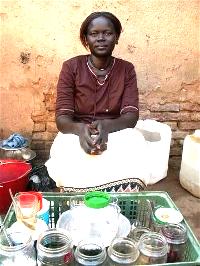 Women tea sellers struggle against odds  :
