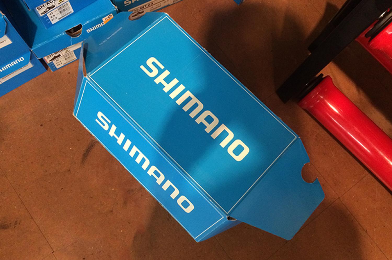 Shimano Shoebox