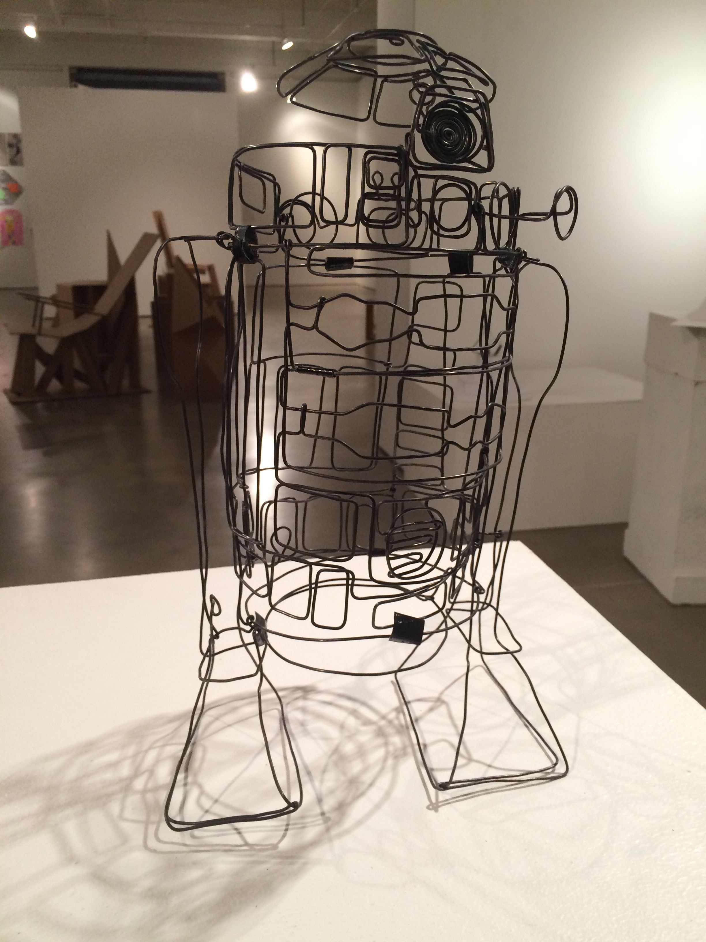 Wire Armature Assignment