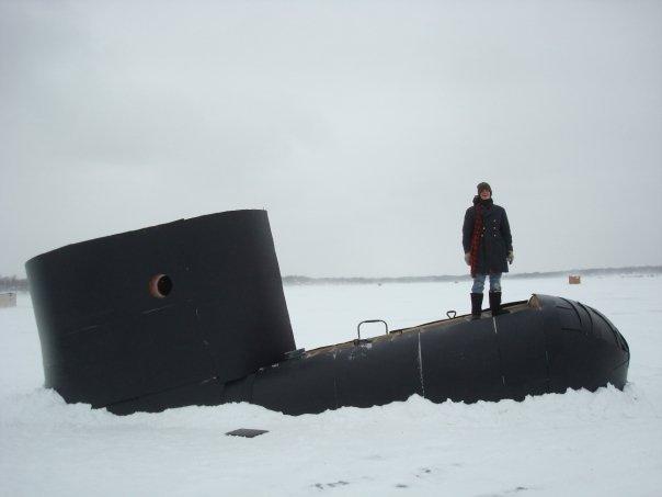 The Nemo Shanty/USS Walter Mondale