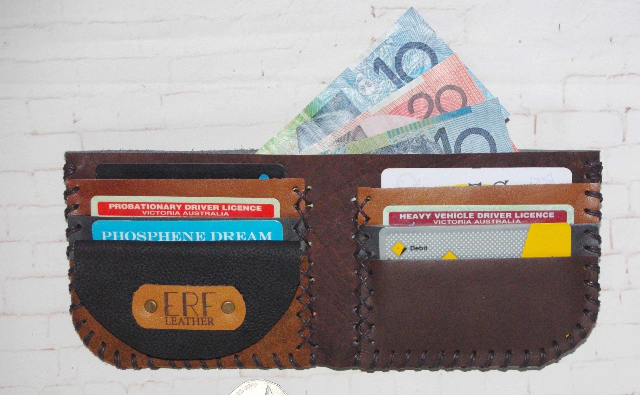 bifold wallets -