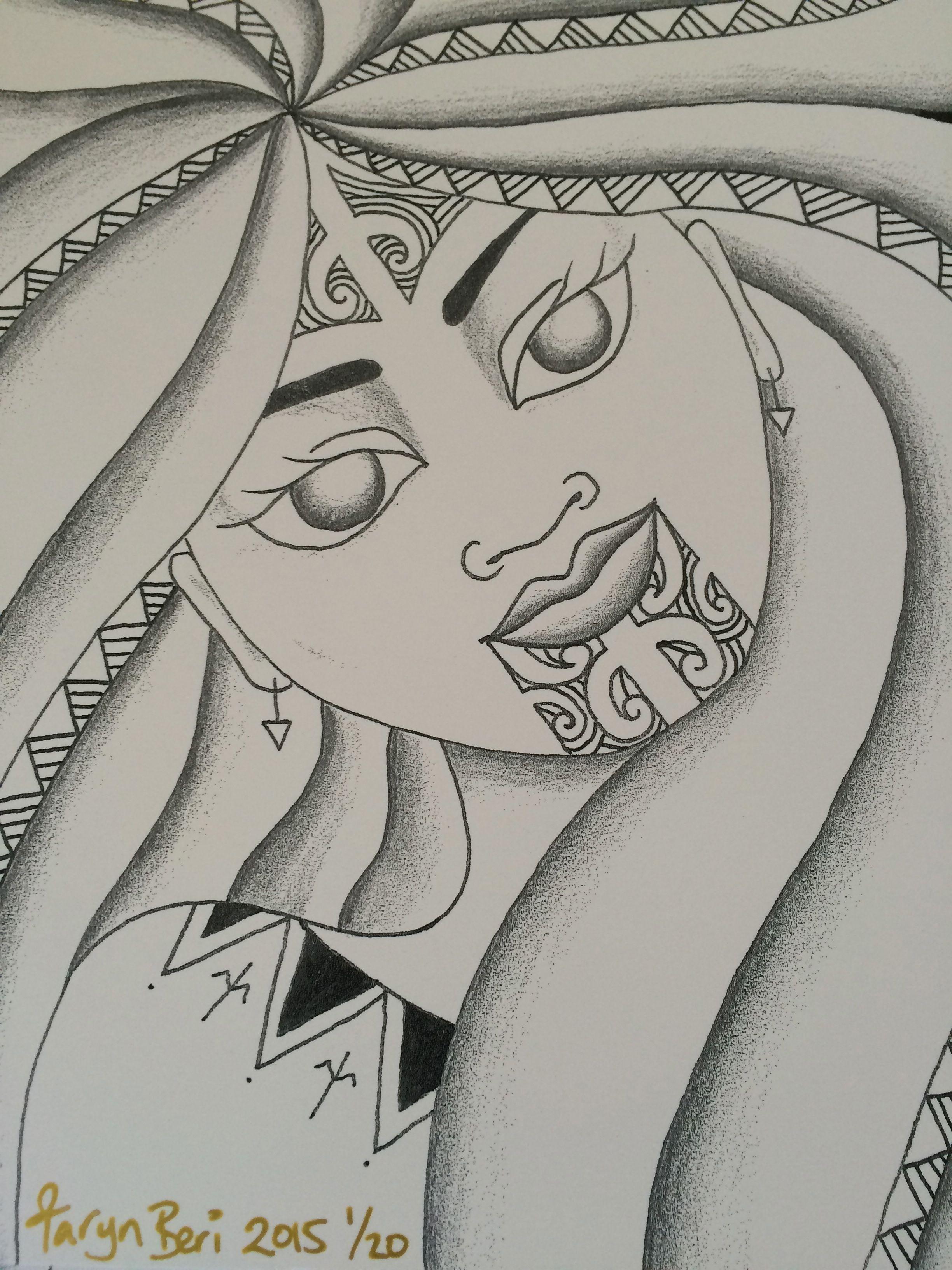 mana wahine toa ta moko maori tattoo wellington