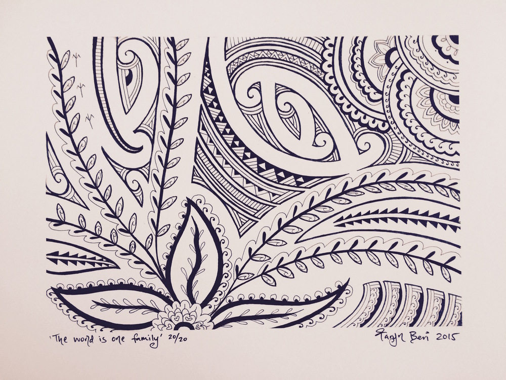 taryn beri maori tattoo wellington