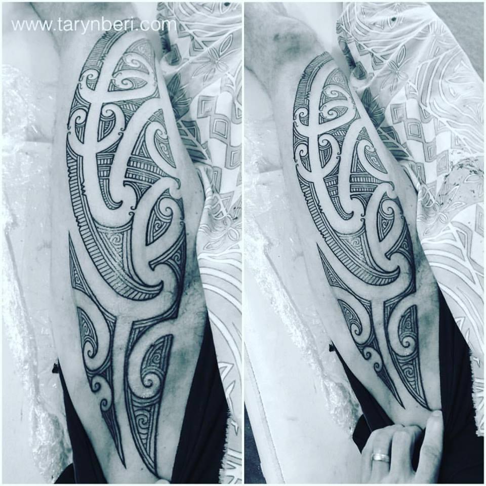 maori tattoo new zealand