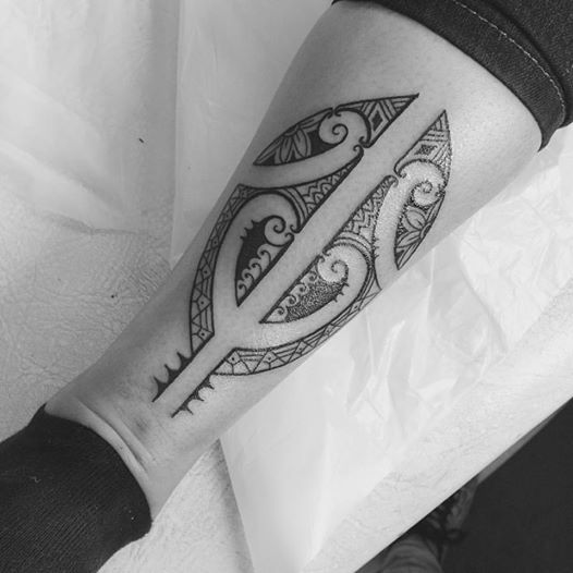 taryn beri maori tattoo wellington perth