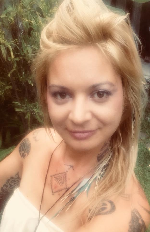 taryn beri maori tattoo poetry
