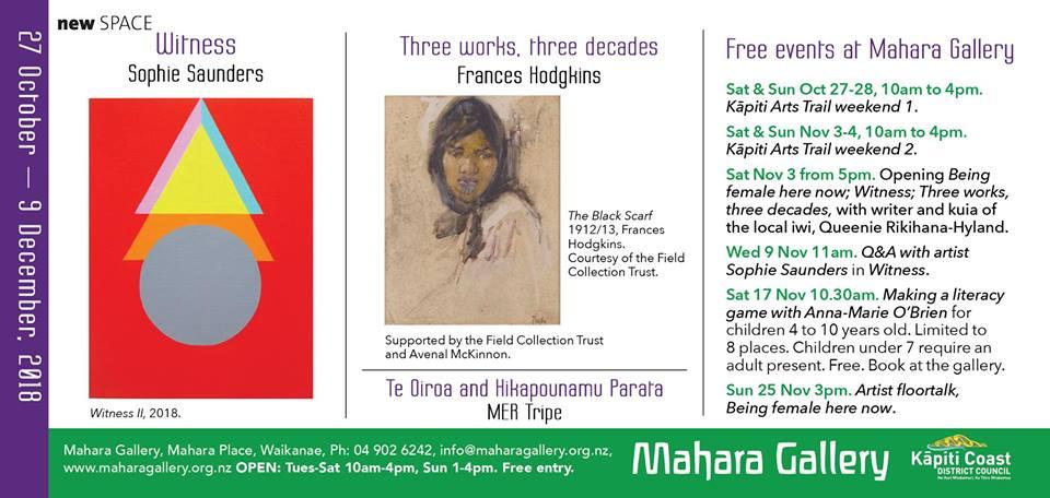 mahara gallery taryn beri