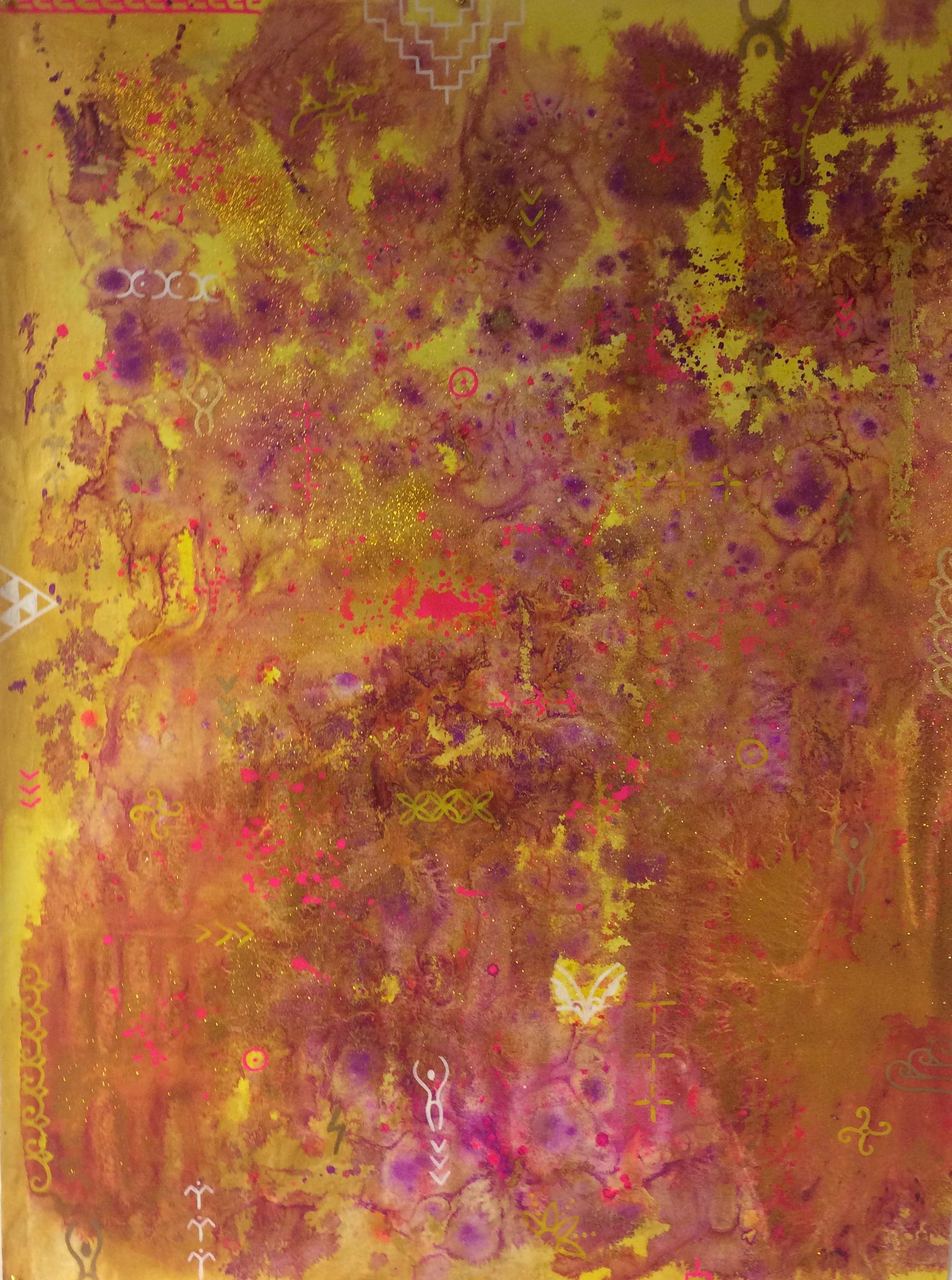 contemporary maori painter wellington otaki porirua toa bali perth